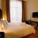 Economy room in the Patios de San Telmo Hotel