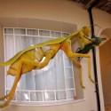 contemporary art in the hotel patios de san telmo
