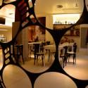 Vista del Telmo Deli, restaurante del hotel en el centro de buenos aires Patios de San Telmo