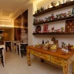 Cafetería del hotel boutique en el centro de Buenos Aires Patios de San Telmo